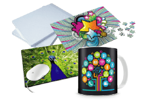 Heat Transfer Consumables for Sublimations