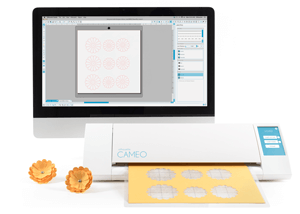 Silhouette Cameo Electronic Cutter