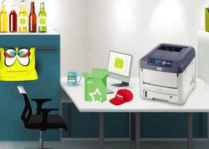 Sublimation Printers OKI A4 C711 WT