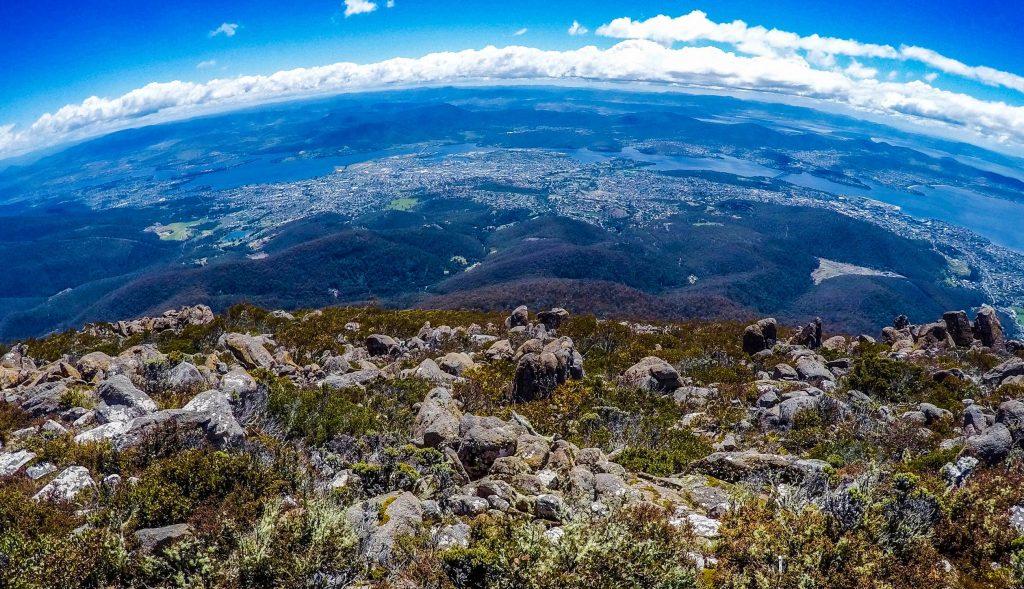 Australian panoramic photo